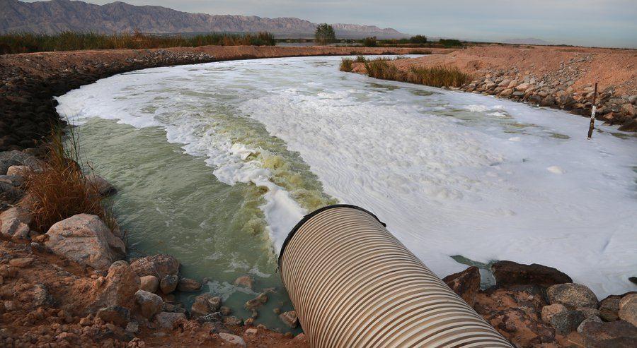 رودخانه روش تصفیه طبیعی فاضلاب