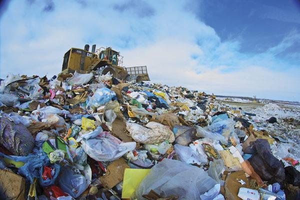 منشأ شیرابه زباله