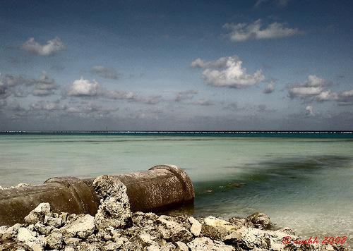 آلودگی محیط زیست به وسیله دفع فاضلاب